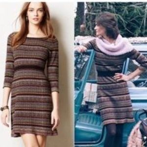 Anthropologie Sparrow Clara sweater dress EUC, XS